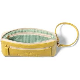 Isaac Mizrahi Ava Wristlet Wallet for Marketing