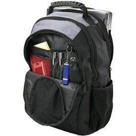 Printed Jazz Computer Backpack