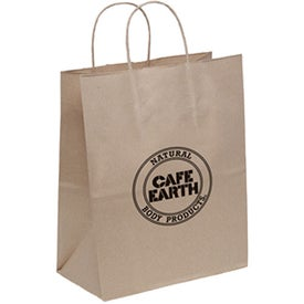 Monogrammed Jenny Eco Shopper