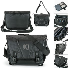 Jetway Laptop Messenger Bag