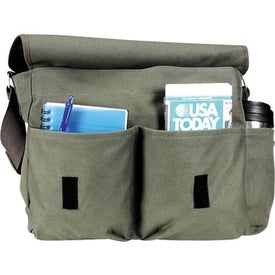 Advertising Joint Forces Messenger Bag