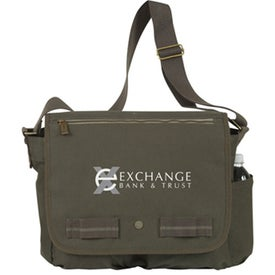 Customized Joint Forces Messenger Bag