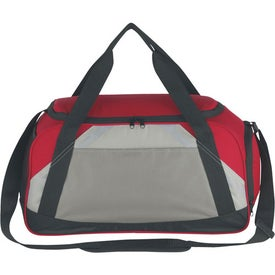 Personalized Journey Duffel Bag