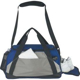 Customized Journey Duffel Bag