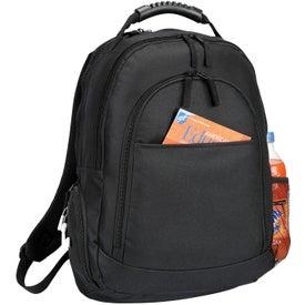 Logo Journey Laptop Backpack