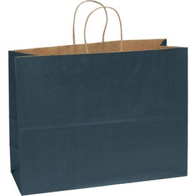 Judy Matte Shopper Imprinted with Your Logo