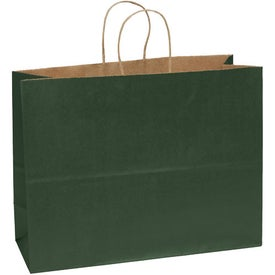 Judy Matte Shopper Branded with Your Logo