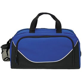 Julian Zippered Duffel for Promotion