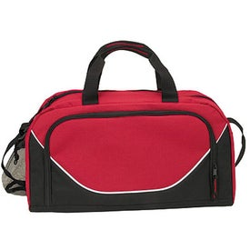 Julian Zippered Duffel for Your Company