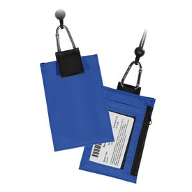 Jumbo Phone Mate ID Holder