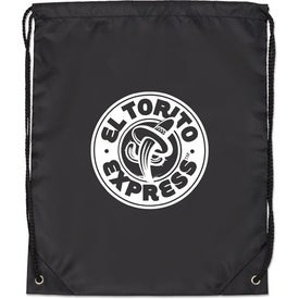 Junior Drawstring Backpack for Your Organization