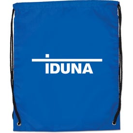 Junior Drawstring Backpack for Your Church