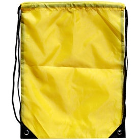 Junior Size Barato Drawstring Backpack for your School