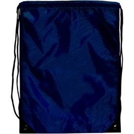 Logo Junior Size Barato Drawstring Backpack