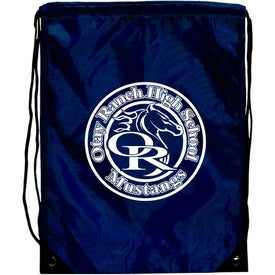 Junior Size Barato Drawstring Backpack for Advertising