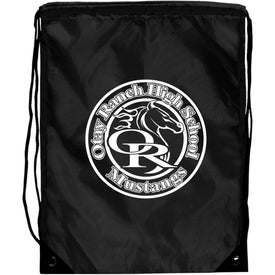 Junior Size Barato Drawstring Backpack for Customization