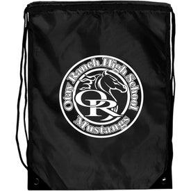 Junior Size Barato Drawstring Backpack for Customization