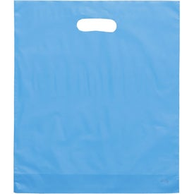 Juno Frosted Brite Die Cut Bag