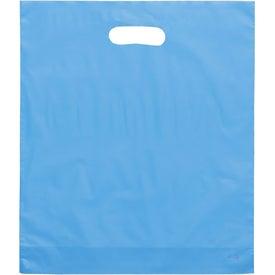 Juno Frosted Brite Die Cut Bag