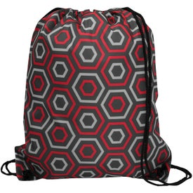 Kaleida Drawcord Tote for your School
