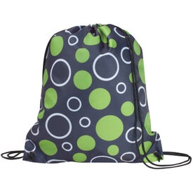 Kaleida Drawcord Tote for Your Company