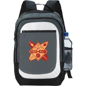 Printed Kaleido Backpack