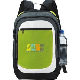 Logo Kaleido Backpack