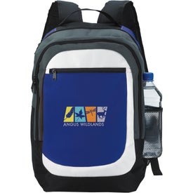 Kaleido Backpack Imprinted with Your Logo