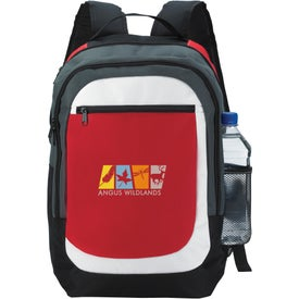 Monogrammed Kaleido Backpack