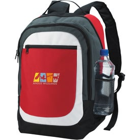 Kaleido Backpack Printed with Your Logo