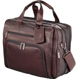 Kenneth Cole Colombian Leather Compu-Case Giveaways