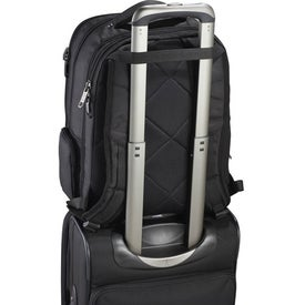 Logo Kenneth Cole Tech Deluxe Compu-Backpack