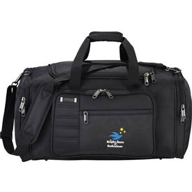 Personalized Kenneth Cole Tech Travel Duffel Bag