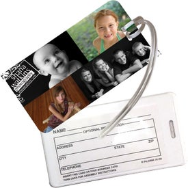Kennedy Luggage Tag (Digitally Printed)