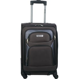 "Kenneth Cole 20"" 4 Wheel Expandable Suitcase"