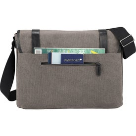 Kenneth Cole Canvas Compu-Messenger for Your Church