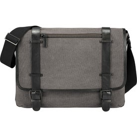 Kenneth Cole Canvas Compu-Messenger