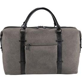 Kenneth Cole Canvas Duffel Bag