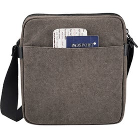 Company Kenneth Cole Canvas Tablet Messenger