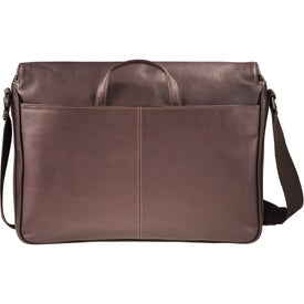 Kenneth Cole Colombian Leather Compu-Messenger for Your Church
