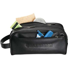 Kenneth Cole Deluxe Double Travel Kit