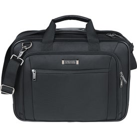 Kenneth Cole EZ-Scan Double Gusset Laptop Case