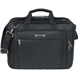 Kenneth Cole EZ-Scan Double Gusset Laptop Case