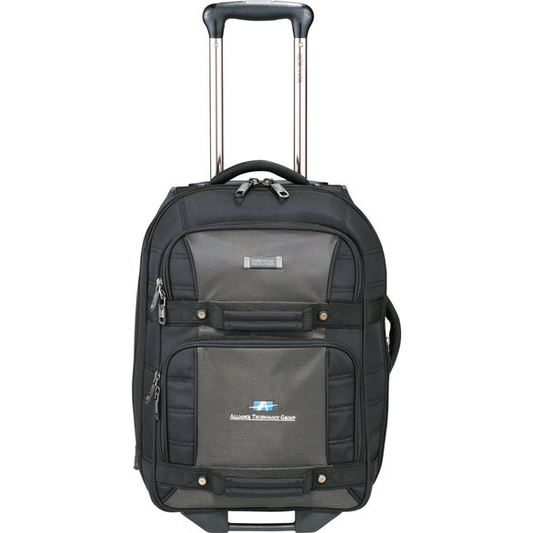 "Kenneth Cole Tech 21"" Wheeled Carry-On Luggage"