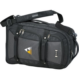 Personalized Kenneth Cole Tech All In One Travel Compu Backpack