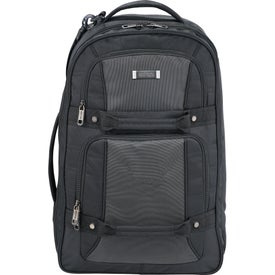 Kenneth Cole Tech All In One Travel Compu Backpack for Customization