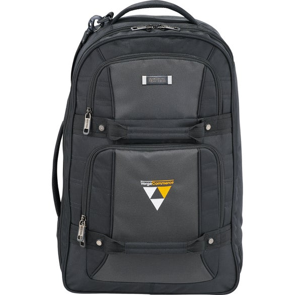 Kenneth Cole Tech All In One Travel Compu Backpack
