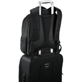 Kenneth Cole Tech Compu-Backpack for Advertising