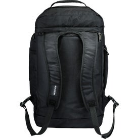 Imprinted Kenneth Cole Tech Duffel Backpack