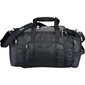 Kenneth Cole Tech Duffel Backpack for Advertising